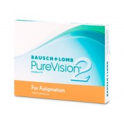 Bausch and Lomb PureVision 2 for Astigmatism (3 lentes)