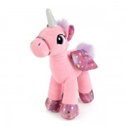 Unicorn Plus Toi-Toys cu Aripi Care se Misca-35cm