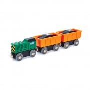 Trenulet de marfa diesel HAPE