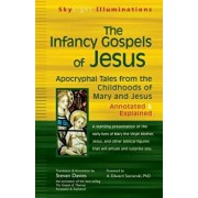 The Infancy Gospels of Jesus: Apocryphal Tales from the Childhoods of Mary and Jesusa Annotated & Explained, Paperback/Stevan Davies