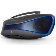 Boxa Portabila Energy Sistem BZ6 ENS396948, Bluetooth/Jack 3.5mm, Handsfree, USB, FM Radio, slot microSD (Albastru)