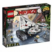 LEGO Ninjago Movie Ice Tank Building Kit 914pcs 9 to 14 years old (70616) Foreign direct item