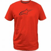 Alpinestars T-Shirt Barn - Orange/Svart - Alpinestars - 4010