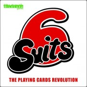Wildcard Games 6 Suits - the Playing Cards Revolution Play All Your Favouite Card and More in a Fun New Way