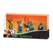 Nick Wilde, Judy Hopps Mr. Big & Flash, Gift Set