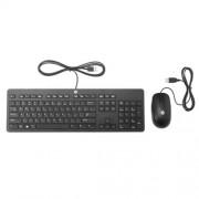 Set HP Slim USB Keyboard and Mouse, SK