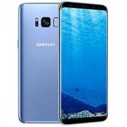 "Samsung Smartphone Samsung Galaxy S8 Sm G950f 64 Gb 4g Lte Wifi 12 Mp Dual Pixel Octa Core 5.8"" Quad Hd+ Super Amoled Refurbished Coral Blue"
