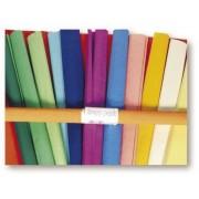 Kreatív krepp papír 200x50 cm égszínkék 10 tekercs/csomag