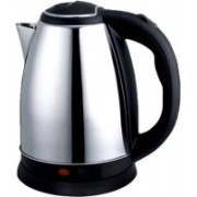 Shivonic Multipurpose Electric Kettle (1.8 L, chrome) Electric Kettle(1.8 L, Silver black)
