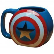 Paladone Taza Capitán América Escudo