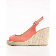 RESERVED Peach Wedge