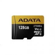 ADATA 128GB microSDHC UHS-II U3 CLASS10 + adaptér