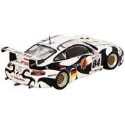 PORSCHE 911 GT3-RS LEMANS 2004 SEIKE BURGESS/ COLIN/ BAGNAL 1/43 Scale Diecast Model