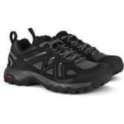Salomon EVASION 2 AERO Multifunction Hiking and trekking For Men(Black, Grey)