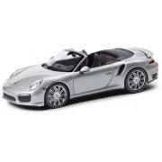 Miniatura Porsche 911 (991) Turbo S Cabrio 1:43