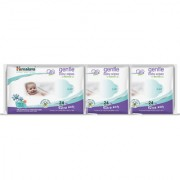 Himalaya Gentle Baby Wipes 24's (Pack of 3)