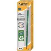 Creion cu guma Flexibil HB, 12 buc/cutie Bic