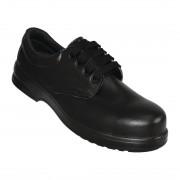 Lites Safety Footwear Lites unisex veterschoenen zwart 44 - 44