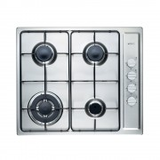 Emilia SEC64GWI 60cm Stainless Steel Gas Cooktop NG or LPG