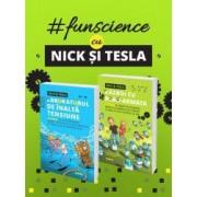Pachet Fun Science cu Nick si Tesla 2 vol.