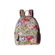 Betsey Johnson Backpack Grey Multi