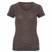 Fjällräven Abisko Cool T-Shirt Frauen Gr. XXS - T-Shirt - grau