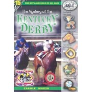 The Mystery at the Kentucky Derby, Paperback/Carole Marsh