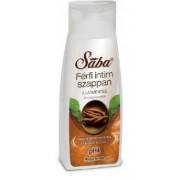 Sába intim szappan férfiaknak illatosított 200ml *