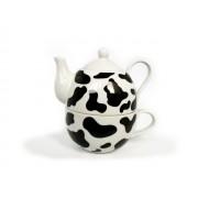 Tea for 1 - Teiera Muccata con Tazza