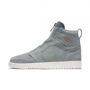 Air Jordan 1 High Zip Damenschuh - Olive
