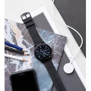 Fossil Черные смарт-часы Fossil Q FTW2103 Wander - Черный