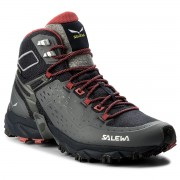 Trekkings SALEWA - Alpenrose Ultra Mid Gtx GORE-TEX 64417-3992 Night Black/Mineral Red