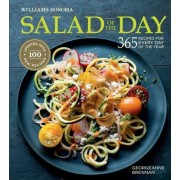 Salad of the Day (Revised): 365 Recipes for Every Day of the Year, Hardcover