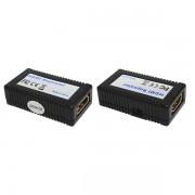 Repetidor Pasivo HDMI H/H hasta 20 metros X-Case HDMIREPAS20