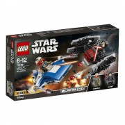 LEGO Star Wars, A-Wing contra TIE Silencer Microfighters 75196