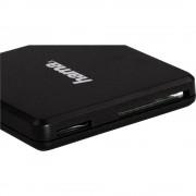 Vanjski čitač memorijskih kartica 124022 Hama USB 3.0, crna