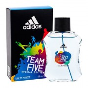 Adidas Team Five Special Edition eau de toilette 100 ml uomo