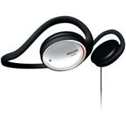 Philips SHS3910/98 Neckband On-Ear Stereo Headphones (Black)