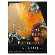 Critical Terms for Religious Studies (Taylor Mark C.)(Paperback) (9780226791579)