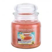 Yankee Candle Passion Fruit Martini candela profumata 411 g unisex