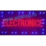 Reclama LED - Electronice -