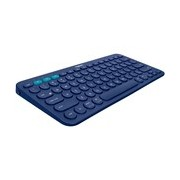 Logitech K380 Keyboard - Wireless Connectivity - Blue