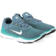 Nike NIKE FREE TRAINER V7 Training & Gym Shoes For Men(Green)