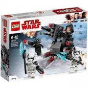 Конструктор Лего Стар Уорс - Специалисти от First Order – боен пакет, LEGO Star Wars, 75197