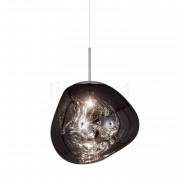Tom Dixon Melt Suspension, fumé, 50 cm