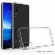 Funda Case Huawei P20 (No Pro) Acrílico Transparente