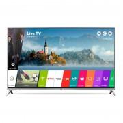 "LG 55UJ651V 55"" 4K UltraHD TV, 3840x2160, DVB-T2/C/S2, 1900PMI, Smart webOS 3.5, Active HDR,360 VR, WiDi, WiFi 802.11ac Демонстрационен артикул"