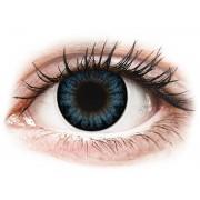 Cool Blue contact lenses - ColourVue BigEyes