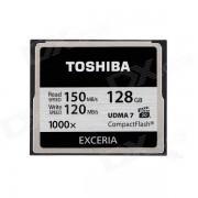 Tarjeta CF Exceria 128 GB Toshiba CF-128GTR8A