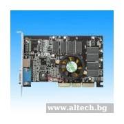 VC, AXLE GF4 MX-440, 64MB GDDR, 64bit, AGP 8x